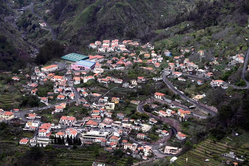 Nuns Valley Curral das Freiras Madeira