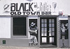 Black n White Old Town Bar in Zona Velha Funchal Madeira