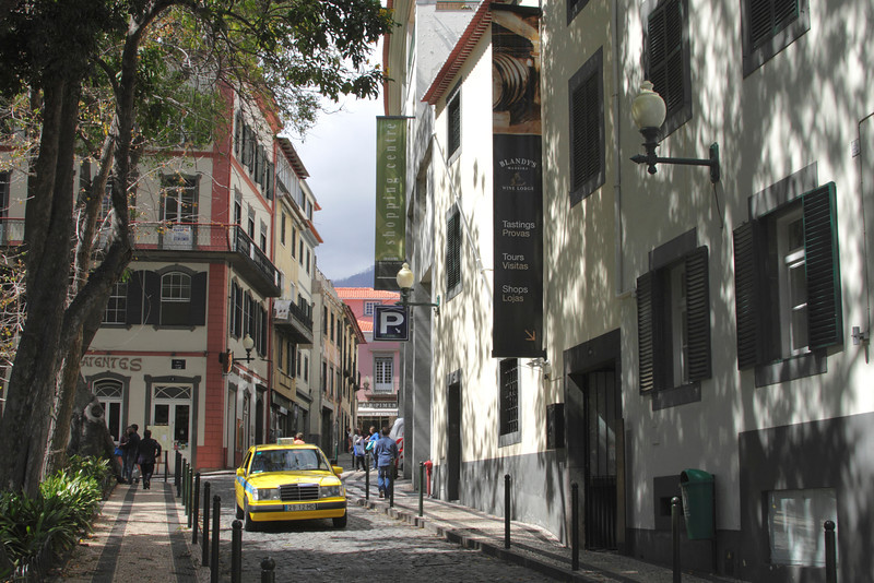 Rua Sao Francisco Funchal Madeira