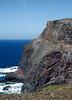 Volcanic rocks Ponta de Sao Lourenco Madeira