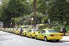 Taxi rank Avenida Arriaga Funchal Madeira
