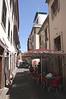 Rua de Santa Maria in Old Town Funchal Madeira