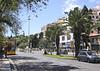 View along  Avenida do Mar Funchal Madeira