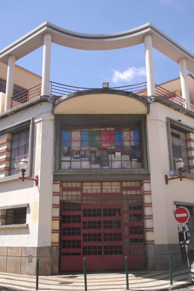 Mercado dos Lavradores market building Funchal Madeira