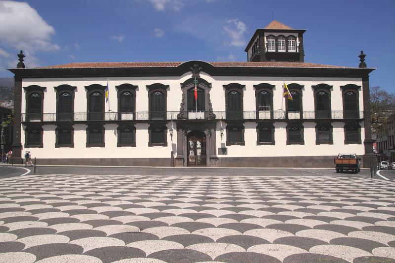 City Hall Funchal Madeira