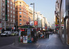 Kiosks at Gran Via Madrid Spain