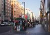 Kiosks at Gran Via Madrid Spain