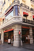 Museo del Jamon Restaurant Calle de Postas Madrid Spain