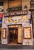 Don Jamon Tapas Bar Gran Via Madrid Spain