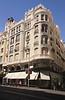 Loewe Luxury fashion store Gran Via Madrid Spain