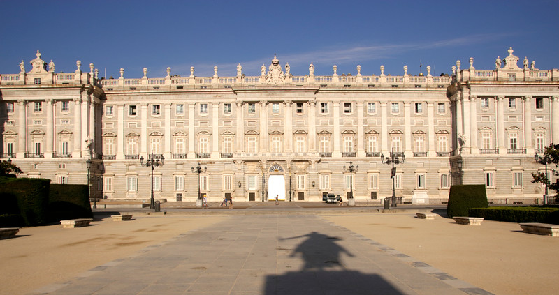Palacio Real Madrid Spain