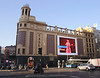 Art deco Cine Callao building at Plaza de Callao Madrid Spain