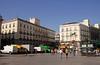 Puerta del Sol Madrid Spain