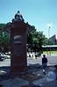 Advertising pillar Madrid