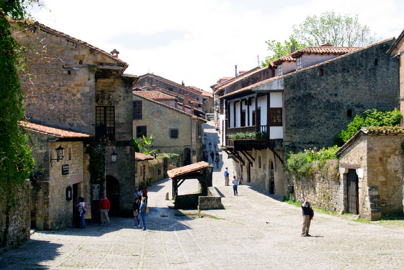 Santillana del Mar Cantabria Spain