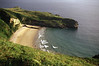 Coastline near Andrin Asturias North Spain