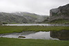 Lago de la Ercina near Covadonga Asturias Spain