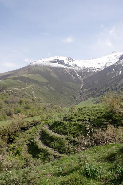 Picos de Europa near Potes Cantabria Spain