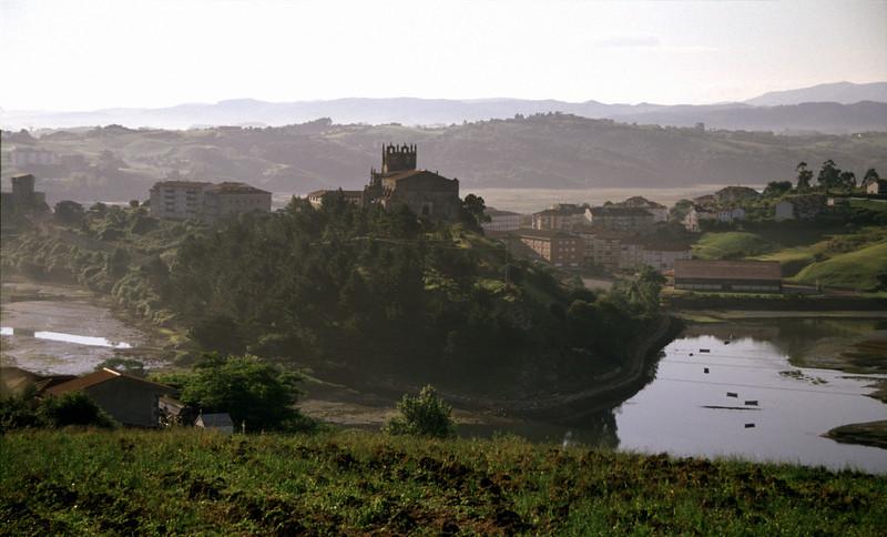 San Vincente de la Barquera Cantabria Spain