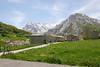 Sotres village Picos de Europa Asturias Spain