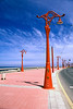 La Coruna waterfront Galicia Spain