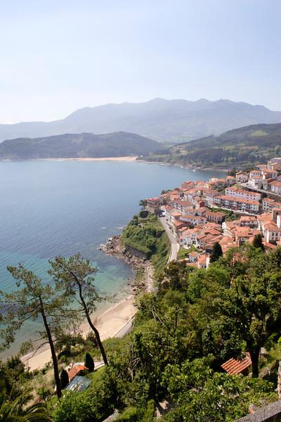 Lastres Asturias Spain