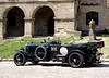 Antique Bentley at Santillana del Mar Spain