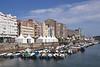 Puerto Chico Marina Santander Cantabria Spain