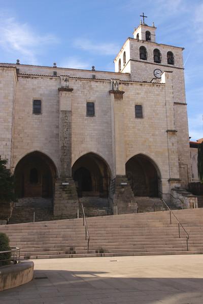 Santander Cathedral Cantabria Spain