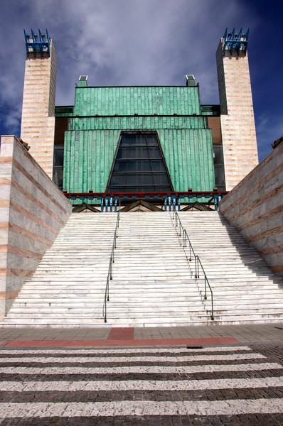 Palacio de Festivales de Cantabria Santander Spain