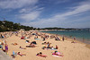 Santander beach Cantabria Spain