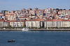 Seafront cityscape Santander Cantabria Spain