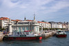 Palacete del Embarcadero at seafront Santander Cantabria Spain