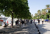 Riverfront boulevard Seville