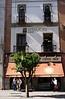 Coffee Shop on the Avendia de la Constitucion Seville