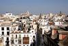 Seville skyline