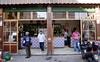 Shop in the Calle de la Feria Seville October 2007