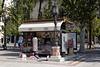 Kiosk Plaza Nueva Seville