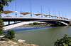 Puente de Chapina Bridge over the River Guadalquiver Seville
