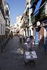 Calle Rodrigo de Triana Seville