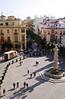 Plaza Virgen de los Reyes Seville