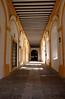 Hallway within Palacio Pedro I Real Alcazar Seville