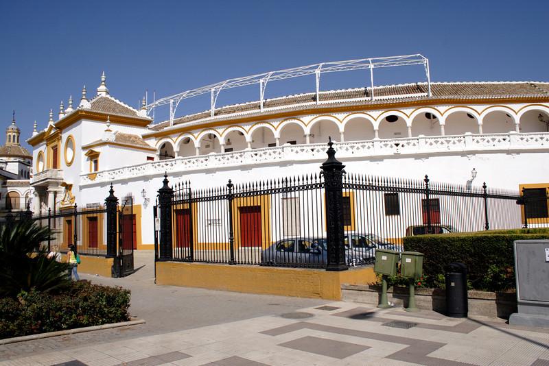 Bullring Seville