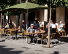 Cafe near Seville Cathedral