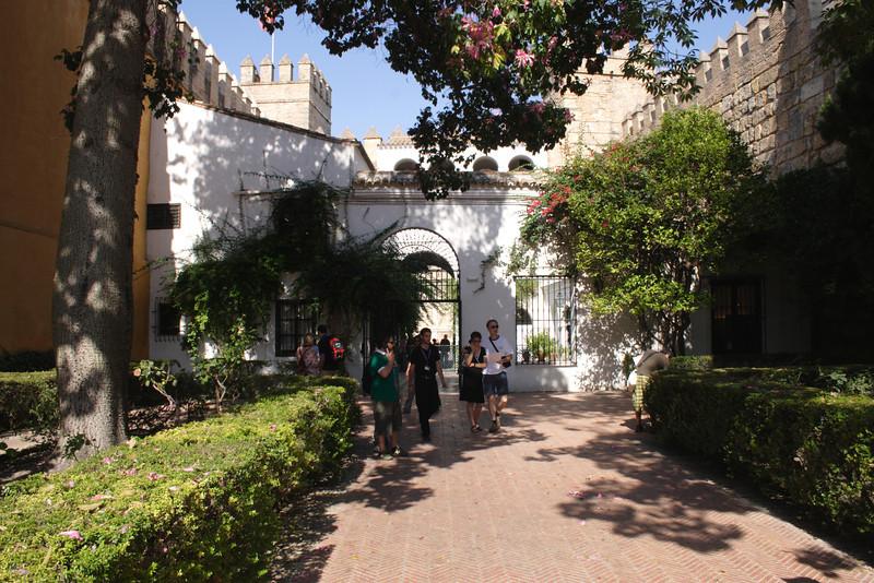 Real Alcazar Seville