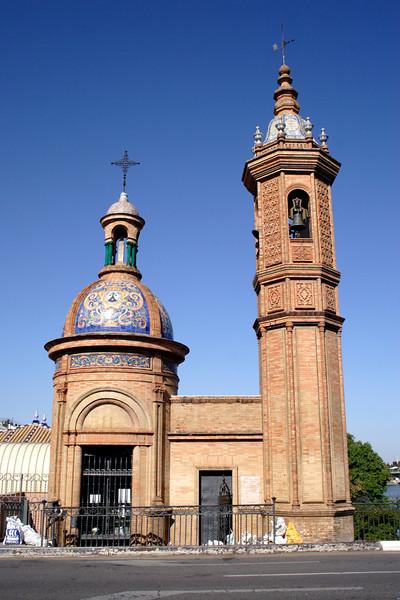 Capillita del Carmen chapel Seville