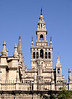 La Giralda Bell Tower Seville Cathedral
