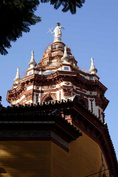 Iglesia de Santa Catalina church Seville