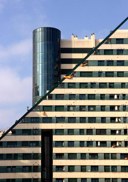 Modern apartments near City of Arts and Sciences Valencia Spain