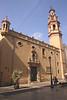 Saint Lorenzo Church Valencia Spain